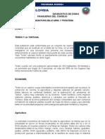 Diagnostico de Zonas Piangueras Del Consejo Comunitario Bajo Mira y Frontera
