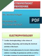 Electrophysiology Procedure
