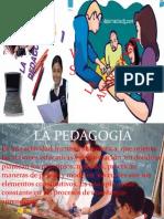 Diapositivas Andragogia y Pedagogia