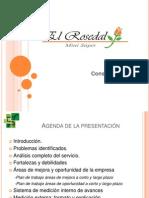 Presentacion Final El Rosedal