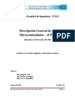Descripcion de Un Microcontrolador (CPU)