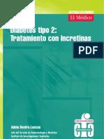 DM2 incretinas