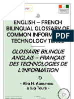 IT-Glossary French - English