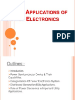 utility application of power electronics