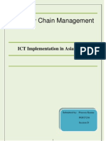 Role of IT in Supply Chain Management