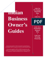 Indian Business Owners Guide