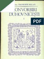 Ioanichie Balan - Convorbiri Duhovnicesti Vol 1