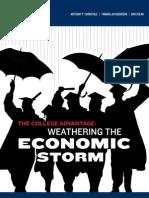 Weathering the Economic Storm