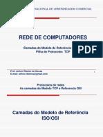 Aula 15152010 - Pilha TCP - Modelo Referencia ISO_OSI