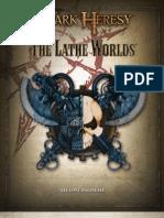 Dark Heresy - Lathe Worlds extra- The Lost Dataslate
