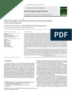 Fluid Load Support and Contact Mechanics of Hemiarthroplasty
