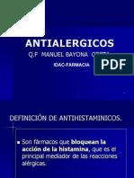 ANTIHISTAMINICOS