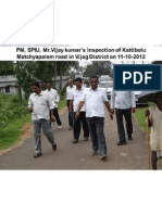 NCRMP TPQA Inspection Visakhapatnam District