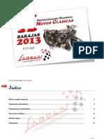 X Concentración Nacional Motos Clásicas (BARAJAS - 2013)