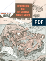 The M561-M792 Gama Goat Operation and Preventive Maintenance (DA PAMPHLET 750-31)