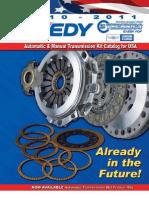 Exedy 2010 OEM Catalogue