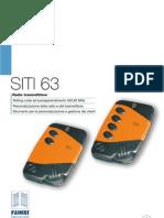 Depliant Siti63