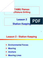2. Station Keeping