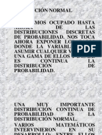 Distribucion Normal 1