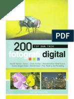 200 Tip Trik Fotografi Jubile