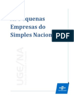 Sebrae - As Pequenas Empresas Do Simples