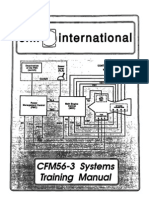 Cfm56-3 Systems Training Manuals