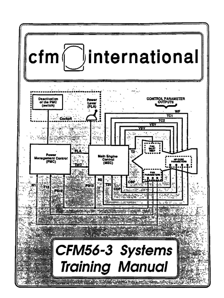 Cfm563 Systems Training Manuals   Pump   Space Shuttle