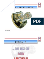 Cfm56-3 Engine Regulation by CFM