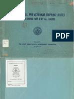 Japanese Shipping Losses (1945)