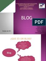 Presentacion de Blog