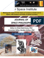 KSI Journal of Space Philosophy