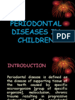 Periodontal Diseases in Children Pedo