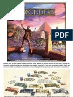 7 Wonders Pt