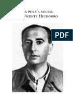 La poesía social de Vicente Huidobro