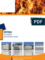 PETRO Fire Rated Tank Brochure