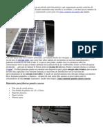 Panel Solarr