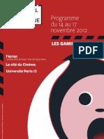 Catalogue Les Gamins du 7e art