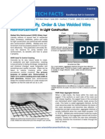 Articles from Wire Reinforcement Institute