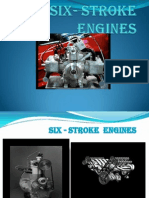 Seminar Powerpoint Presentation on 6 Stroke Engines
