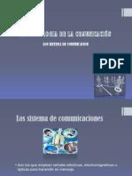 Tegnologia de Las Comunicaciones