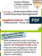 Entrepreneurship-20-October-2012