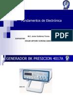 GENERADOR BK PRESICION 4017A