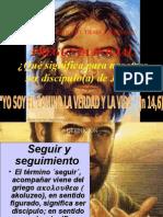 EL seguimiento de Jesús en los sinópticos