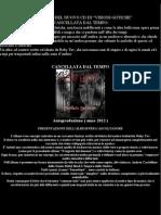 """aggiornamento numero 19- recensione del nuovo cd di"""" VISIONI GOTICHE"""""""