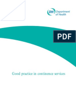 DOH Continence Guidelines