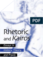 P. Sipiora, J. Baumlin (eds.) - Rhetoric and Kairos