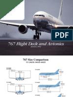 b767 flightdeck and avionics aircraft aviation rh scribd com