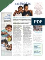 Hope Newsletter Web