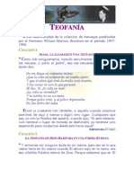 Teofania, A
