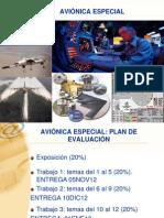 CONTENIDO AVIÓNICA ESPECIAL cohorte 2012